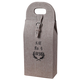 Sterling Furnishings 89-8501 Linen Wrapped Wine Case