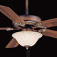 Minka Aire GF558-1 Ceiling Fan Glass Replacement For Minka Aire Lizette Uni-Pack Ceiling Fan Models: F558-BCW / F558-ORB / F558-TSP
