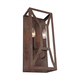 Marquelle - 2 - Light Wall Sconce in Weathered Iron