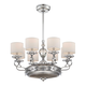 Savoy House Levantaria Air-Ionizing Fan d'Lier in Polished Chrome