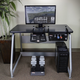 Redbird Alloy Flight Simulator Complete Kit (yoke, rudder, single throttle)