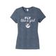 flyGIRL Tri-Blend Crew Neck T-Shirt – Fly Like A Girl