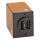 Panel Mount Dual 2.7 USB Plug (circle)