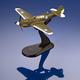 P-40N Warhawk Die-Cast Model
