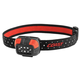 Coast Low-Profile Red/White Head Lamp