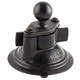 RAM Suction Cup Single Twist Lock & Diamond Base (RAM-B-224-1U)