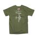 Warbird Blueprint B-17 Bomber T-Shirts