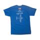 Warbird Blueprint F4U Corsair T-Shirts
