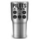 The Pilot's 6-pack 30 oz. Tumbler