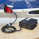 12V Power Supply and Battery Charger (with 3-pin plug)