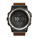Garmin D2 Charlie Watch Leather Band