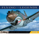 Flying Legends 16-Month 2019 Calendar
