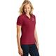 ABS Eddie Bauer Ladies Cotton Pique Polo  Shirt