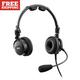 Telex Airman 8 ANR Headset with XLR Plug