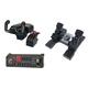 Saitek Flight Simulator Yoke, Rudder Pedals and Switch Panel