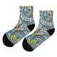 Custom U.S. Aeronautical Chart Socks