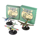 Complete Set of Fighters of The Aces of WWII Limited Edition Series (15 Models)