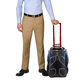 MyGoFlight PLC Traveler Rolling Luggage Bag