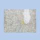 Custom VFR Sectional Chart Canvas Wall Art