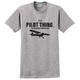 It's a Pilot Thing T-shirt