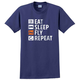 Eat, Sleep, Fly, Repeat T-Shirt