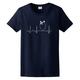 Women's Aviation Heartbeat T-Shirt