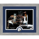 Framed Space Shuttle Program Print with Silver Collectors Coin