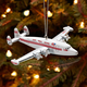 TWA Super Connie Christmas Ornament