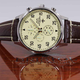 B-25 Mitchell Tribute Stainless Steel Chronograph