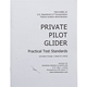 Private Pilot Glider Practical Test Standards (PTS)