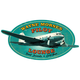 Personalized Pilot Lounge Sign