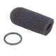 M-7 Mic Cover with O-ring (fits David Clark H10-13.4 - H10-20 - H10-60 - H10-80 and H20-10)