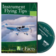 Sporty's Air Facts: Instrument Flying Tips  (DVDs - includes 6 Air Facts titles)