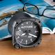 Altimeter Desk Clock