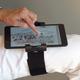 MyClip iPad Kneeboard