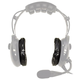Replacement Gel Earseals (for ASA HS-1A Headset)