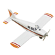 Miniature Aircraft Training Aid Piper Cherokee