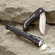 Flashlight Knife Combo Set