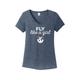 flyGIRL Tri-Blend V-Neck T-Shirt – Fly Like A Girl