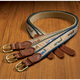 Warbirds Leather Tip Belt