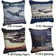 Fighter Pillows