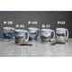 Classic Aircraft Porcelain Mugs