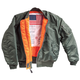 MA-1 Flight Jacket with Blood Chit