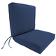High Back Chair Cushion (46 by 22 inches)