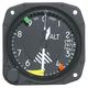 Altitude Alert Indicator (2 3/4 in. dia.)