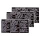 Retractable Gear-Vari Prop Checklist Placard (3 in. x 5 in.)