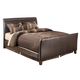Stanwick Upholstered King Sleigh Bed