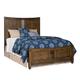 Kincaid Bedford Park Craftsman Queen Bed in Hazelnut