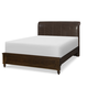 Legacy Classic Kids Big Sur Full Monterey Upholstered Platform Bed in Saddle Brown 4920-4844F