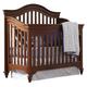 Universal Smartstuff Classics Crib in Cherry 1311A310